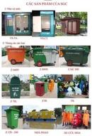 Bình Dương: Nhà vệ sinh di động, toilet, thùng rác, xe thu gom rác composite CL1094370