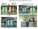 Bình Dương: Chuyên bán nhà vệ sinh Phố Đô 3A CL1095824P6