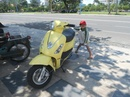 Tp. Hồ Chí Minh: Xe Attila Elizabeth cuối 2011, màu vàng, bstp- số ,thắng đĩa CL1094385P4