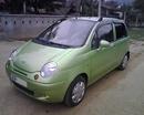 Tp. Hà Nội: Bán xe Daewoo Matiz SE, màu xanh cốm, biển Hà Nội, tên tư nhân, đời 2003 giá 145 tr CL1092336