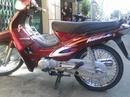 Tp. Hồ Chí Minh: Honda Wave Alpha lốc trắng 2005 màu đỏ, xe zin chưa bung đầu, mới đẹp, giá 11tr CL1094385P4