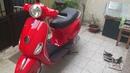Tp. Hồ Chí Minh: Bán Vespa LX 125ie màu đỏ 8/ 2011 !!! CL1094385P3