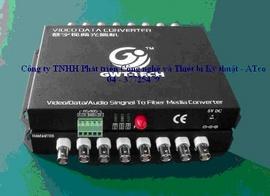 Thiết bị chuyển đổi quang điện 10/ 100/ 1000M SFP - [GWT]