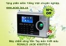 Tp. Hồ Chí Minh: bán máy chấm công vân tay dùng cho thẩm mỹ viện Á Âu- 0917 321 606 CL1093982