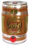Tp. Hồ Chí Minh: Bia Gold 5L-được sản xuất trên dây chuyền ngoại nhập, màu bia vàng sóng sánh CL1094445