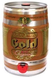 Bia Gold 5L