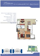 Tp. Hồ Chí Minh: cần bán căn hộ harmona 2 phòng ngủ, hướng DN giá rẻ CL1095387