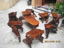 Tp. Hà Nội: Bán bộ bàn ghế gốc gỗ trắc gia lai CL1096862