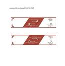 Tp. Hà Nội: Chuyên menu, túi tăm giấy, bao đường, bao đũa, order nhà hàng in nhanh đẹp rẻ CL1111286P11