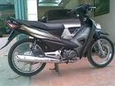 Tp. Hồ Chí Minh: Honda Wave S 100 đời 2009 màu đen-xám, xe zin nguyên 100%, mới đẹp, giá 12,3tr RSCL1067429