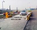 Vĩnh Phúc: Cân ô tô 40 tấn, cầu cân điện tử 60 tấn, trạm cân điện tử 80 tấn CL1097270P11