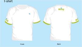 may áo thun quảng cáo quà tặng may áo đồng phục nhanh rẻ