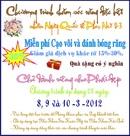 Tp. Hồ Chí Minh: Chương trình Cạo vôi răng miễn phí dành riêng cho Phụ nữ nhân ngày 8-3 CAT246_267