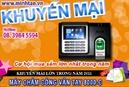 Tp. Hồ Chí Minh: máy chấm công vân tay 8000C là máy chấm công tốt nhất hiện nay !!!! CL1096311
