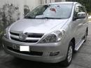 Tp. Đà Nẵng: Cần tiền bán nhanh Toyota Innova 12/ 2006 J đã lên full G mâm 2010, đuôi cá, bệ CL1096191