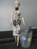 Tp. Hồ Chí Minh: Đầm dạo phố cho Barbie Two Flowers (Code#: B4312) CL1110206