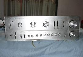 Bán amply Victor JA-S20 hàng hiếm sx 1975 chuyên trị loa AR