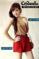 Tp. Hồ Chí Minh: Cinderella Shop Chuyên Sỷ và Lẻ thời trang Thái Lan, Hàn Quốc CAT18P10