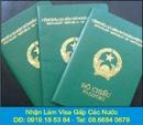 Tp. Hồ Chí Minh: chuyên thẻ tạm trú, visa nhanh, thị thực, passport giá rẻ CL1109580