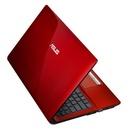 Tp. Hà Nội: Laptop Asus K43E-VX387 Màu Đỏ, Intel Core i3 2330M, Ram 2GB, HDD 500GB CL1108650