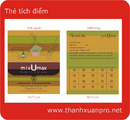 Tp. Hà Nội: In thẻ nhân viên thẻ hội nghị, thẻ ra vào cửa, thẻ VIP, thẻ tích điểm, thẻ đón k CL1110622P8