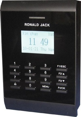 máy chấm công thẻ cảm ứng sản phẩm tốt nhất Ronald Jack SC-403