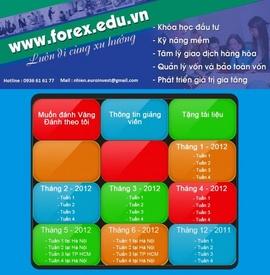 Khóa học FOREX hiệu quả nhất tại thành phố hồ Chí Minh