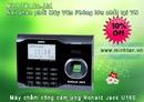 Tp. Hồ Chí Minh: máy chấm công vân tay ronald Jack U 160C- call 0917 321 606 CL1101757P5