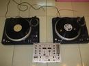Tp. Hồ Chí Minh: Bán 1 cặp turntable Vestax PDX-2000 MKII và Behringer DJX400 Pro Mixer CL1110471