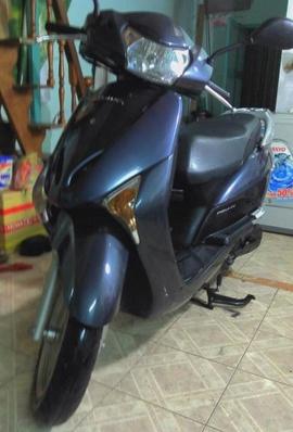SCR 110i 2010 xám đen, phiên bản II cần bán
