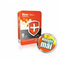 Giảm giá 50% thẻ bản quyền Bkav Pro 2012