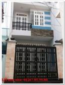Tp. Hồ Chí Minh: Bán nhà hẻm Âu Cơ, P. 9, Q. Tân Bình_4,5m x 16m_2,9 tỷ_01267859980 CL1099613