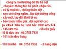 Tp. Hà Nội: xe hút bể phốt, thông tắc nhà vệ sinh, ống nước 0972. 321. 052 CL1101394