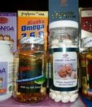 Tp. Hồ Chí Minh: Thuốc bổ từ Mỹ:Alaska Omega 3. 6.9, Kids Omega 3, Liquid Calcium-vitamin D CL1110253P2
