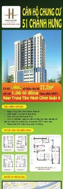 Tp. Hồ Chí Minh: Chỉ 1tỷ có ngay căn hộ trung tâm Quận 8_ Căn hộ 51 Chánh hưng CL1100651