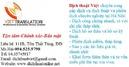 Tp. Hà Nội: Dịch thuật công chứng nhanh, giá rẻ CAT246_265P4