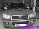 Tp. Hà Nội: Bán Hyundai Santafe gold đời 2003, màu bạc, số tự động RSCL1198217
