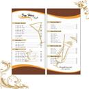 Tp. Hà Nội: ở đâu in menu rẻ, in nhanh menu, bán sẵn quyển menu bìa da CL1110622P6