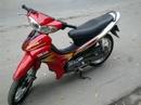Tp. Hà Nội: Bán jupiter V màu đỏ phanh đĩa đời chót biển 29T6 đăng kí 2005 giá 12,5 triệu CL1105474P8