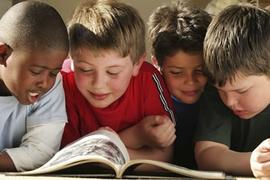Lớp học Anh Văn tại nhà giáo viên