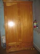 Tp. Hà Nội: Bán tủ quần áo 2 buồng bằng gỗ pơmu CL1005016P7