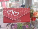 Bình Dương: Thiệp cưới đẹp giá chỉ từ 2. 400 đ/ bộ, Card giá chỉ 80. 000 đ/ hộp - Miễn phí TK CL1101400