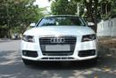 Tp. Hồ Chí Minh: Cần bán Audi A4 2010, màu trắng, phiên bản full option, xe mới 95%. sử dụng rất kỷ CL1103838P10