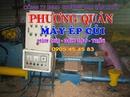 Tp. Đà Nẵng: Bán máy ép củi mùn cưa CAT247_277P8