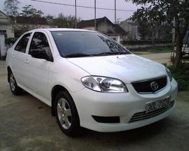 Bán xe Toyota Vios 2005 biển Hà Nội, tên tư nhân, giá 335 Triệu