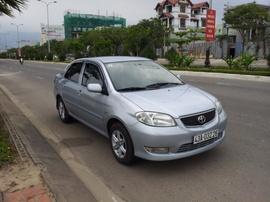 Bán Toyota Vios G 1. 5 cuối 2003
