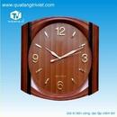 Tp. Hồ Chí Minh: Sản xuất đồng hồ gỗ in logo công ty Trí Việt CL1095143
