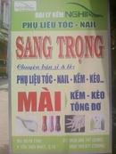 Tp. Hồ Chí Minh: Dạy mài kềm-kép-tông đơ-hớt tóc. liên hệ:0938869747 sang CL1106812