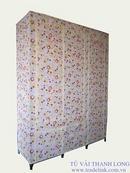 Tp. Hà Nội: Tủ vải Thanh Long **** Tủ đựng quần áo Rẻ $$$ Bền $$$ Đẹp CL1124151P10