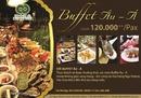 Tp. Hà Nội: Buffet Âu- Á tại nhà hàng Ngự Hoàng- khách sạn Lake Side 23 Ngọc Khánh CL1101934